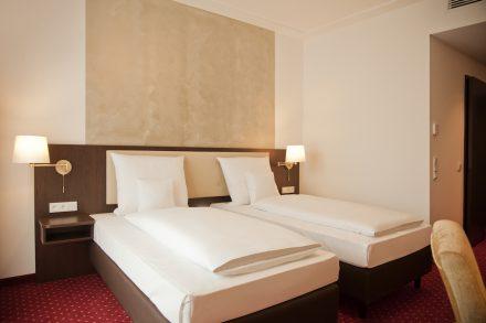 Doppelzimmer-Berlin-Hotel